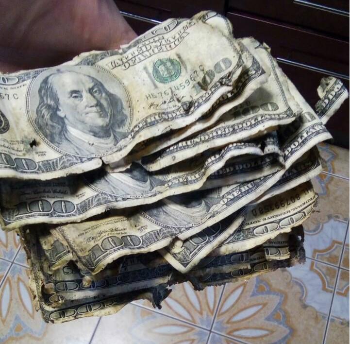 де обміняти старі долари