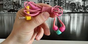Як швидко скласти навушники