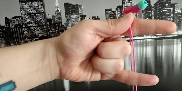 як скласти навушники