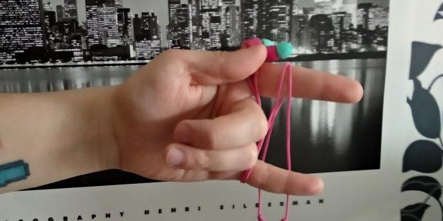 як скласти навушники щоб вони не запутались