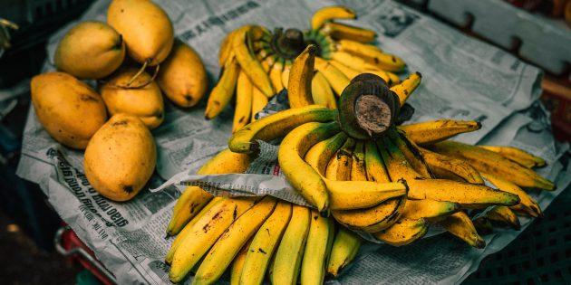 як вибирати банани