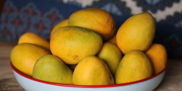 як вибирати манго
