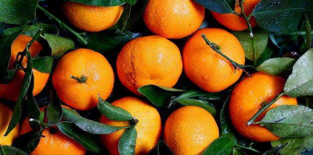 як вибирати мандарини