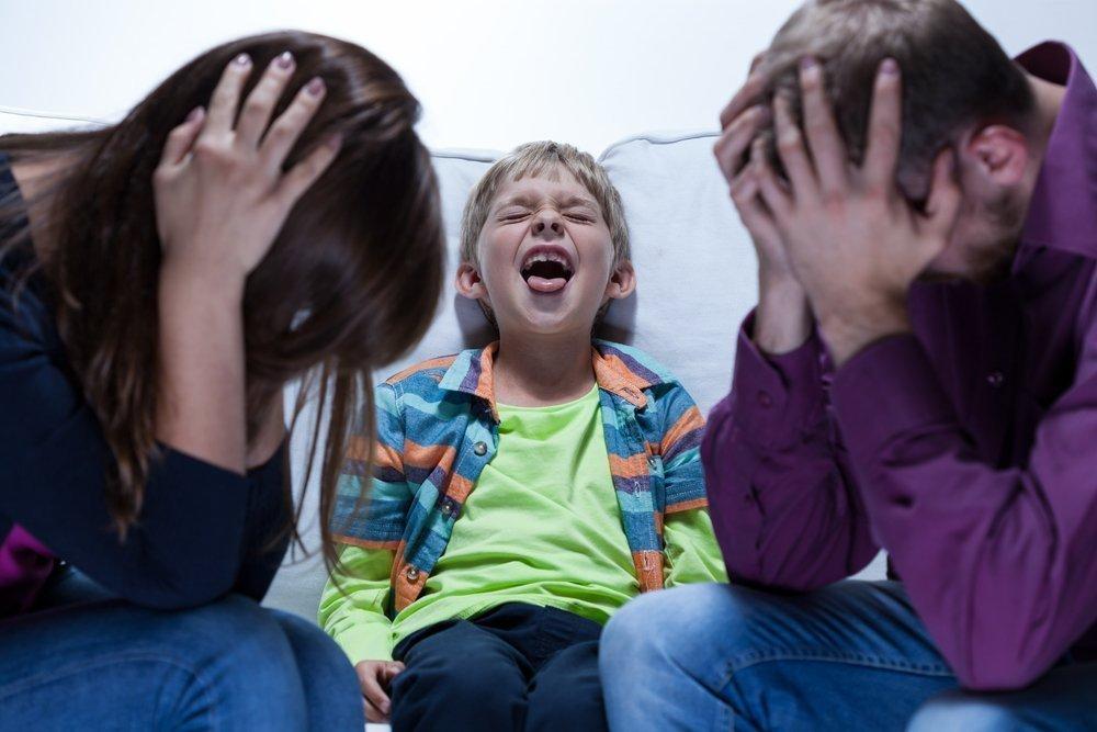 причини поганої поведінки дітей