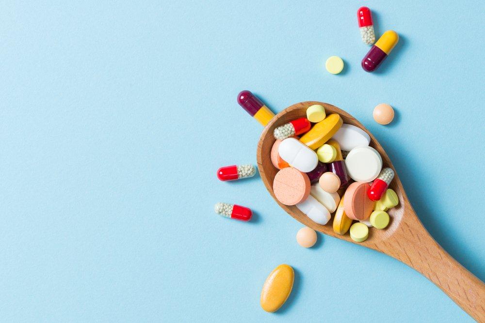 як правильно пити таблетки