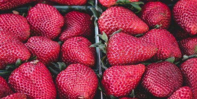 як вибирати полуницю