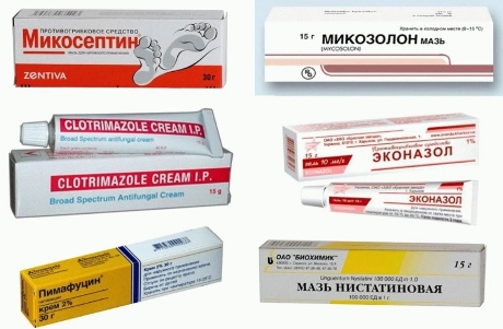 лікування кандидозу у чоловіків