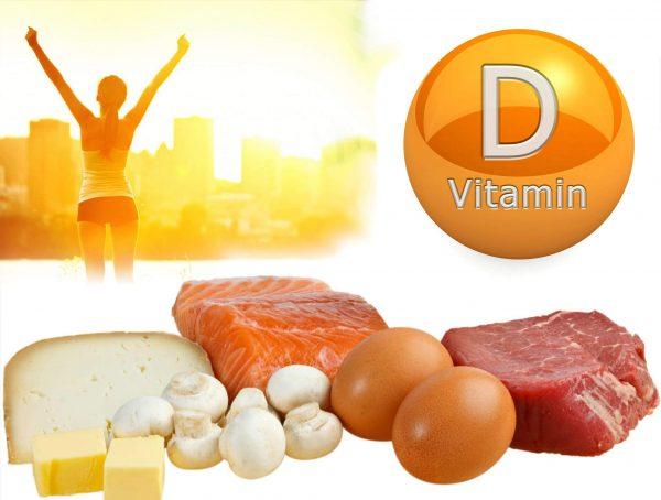 Вітамін Д і ультрафіолет