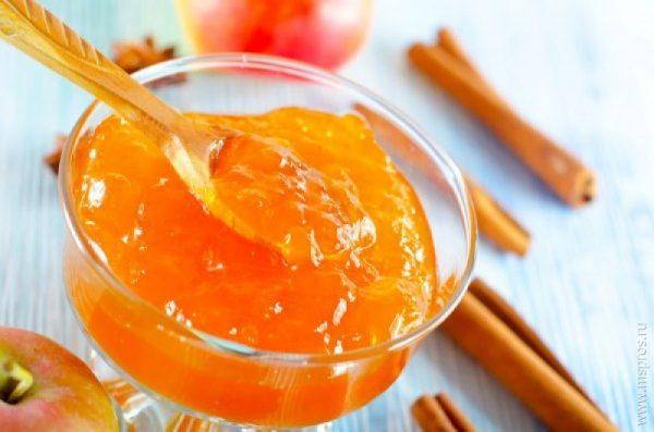 Сливове варення з апельсином