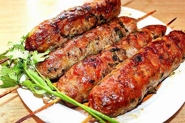 Як приготувати смачний люля-кебаб