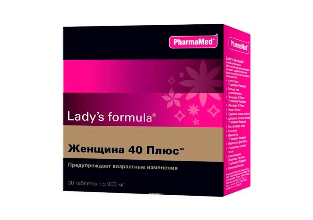 «Формула Жінка 40 Плюс»