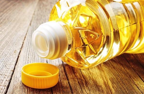 Соняшникова олія для видалення кліща