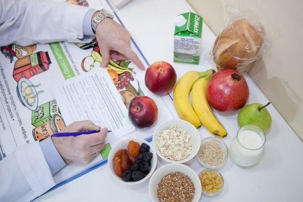 хронічний гастродуоденіт дієта