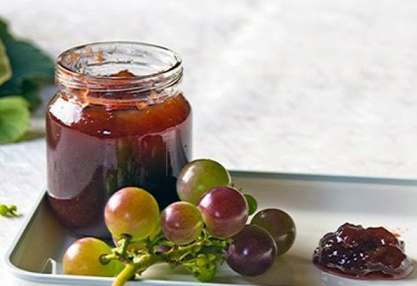 Смачне виноградне варення