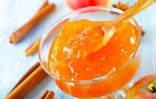 Варення з яблук і апельсинів