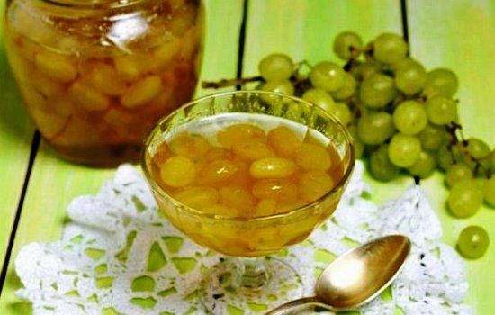 """Варення з винограду сорту """"Ізабелла"""""""
