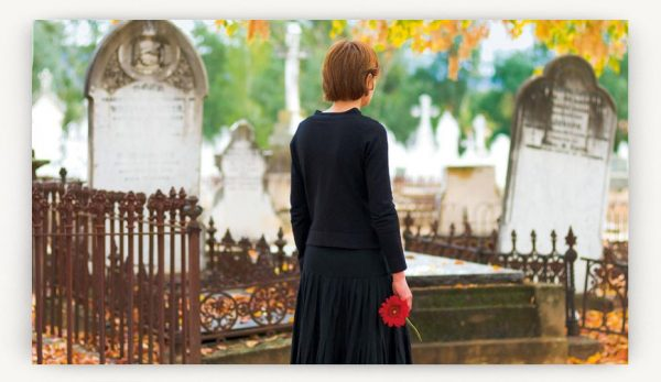 Чи можна ходити на цвинтар в період вагітності