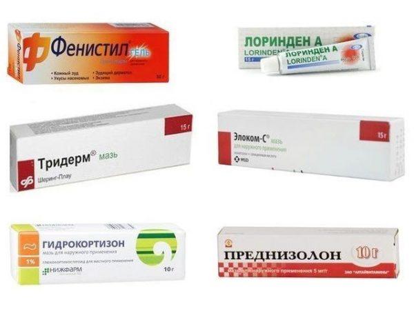 Чим лікувати атопічний дерматит