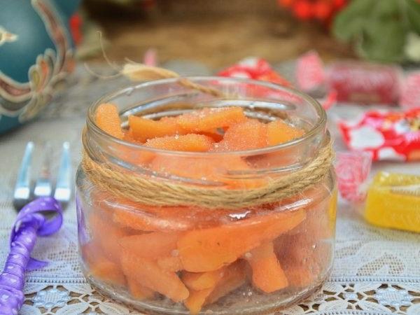 Цукати з апельсинових кірок в домашніх умовах