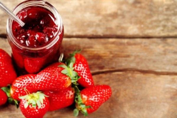 Варення з полуниці без варіння