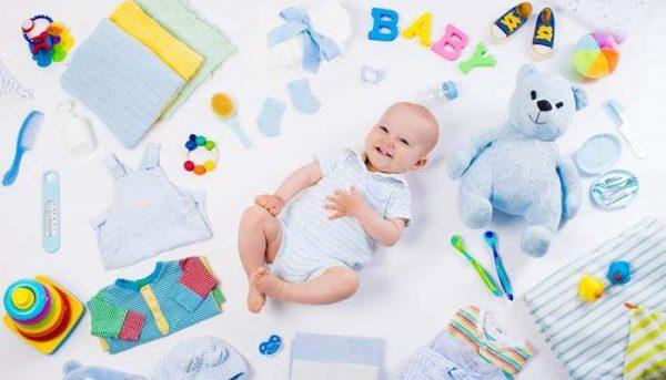 Необхідні речі для немовляти