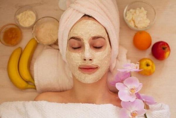 домашні маски для жирної шкіри обличчя