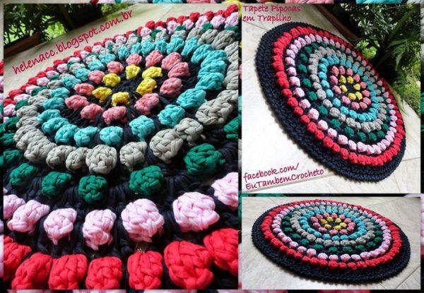 плетіння килимків