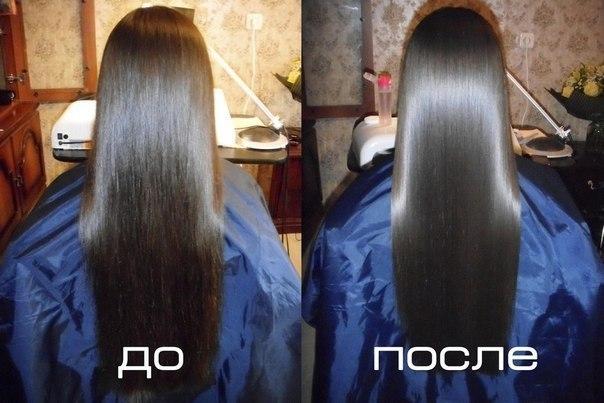 ламінування волосся желатином рецепт