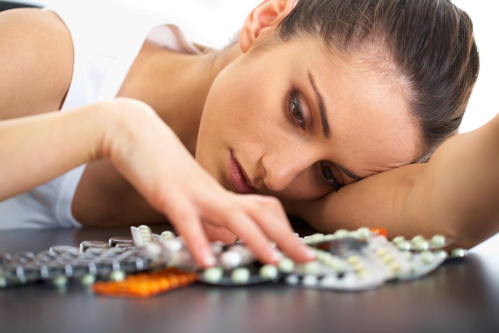 лікування депресії у жінок