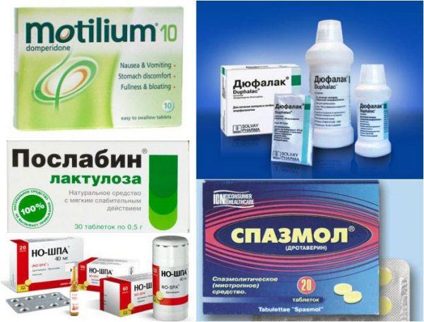 лікування дивертикулеза кишечника