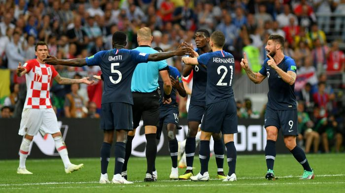 франція чемпіонат світу з футболу 2018