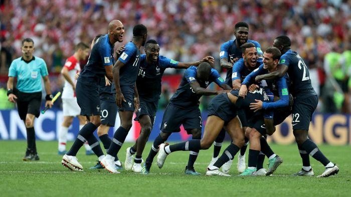франція чемпіон світу 2018