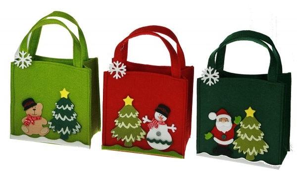 як упакувати новорічний подарунок своїми руками