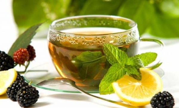 чай з стевією