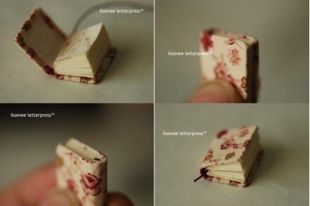 як зробити міні блокнот своїми руками