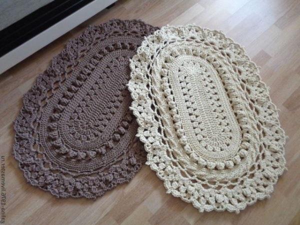 плетіння ковриків