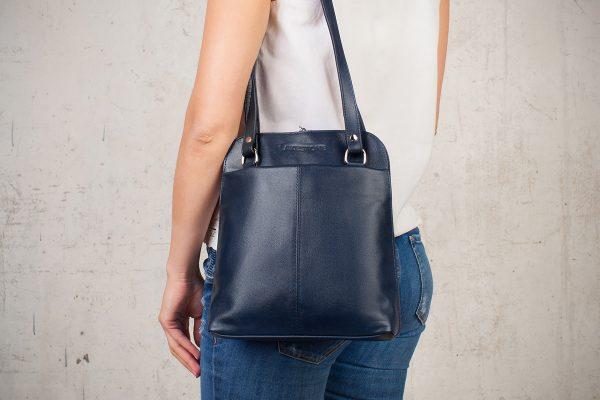 кожаные рюкзаки женские
