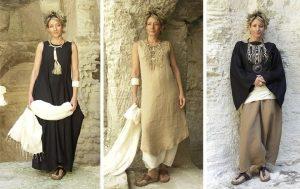 одяг в стилі бохо