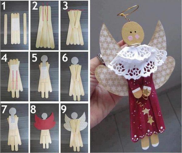різдвяні вироби своїми руками