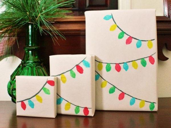 як загорнути подарунок на новий рік