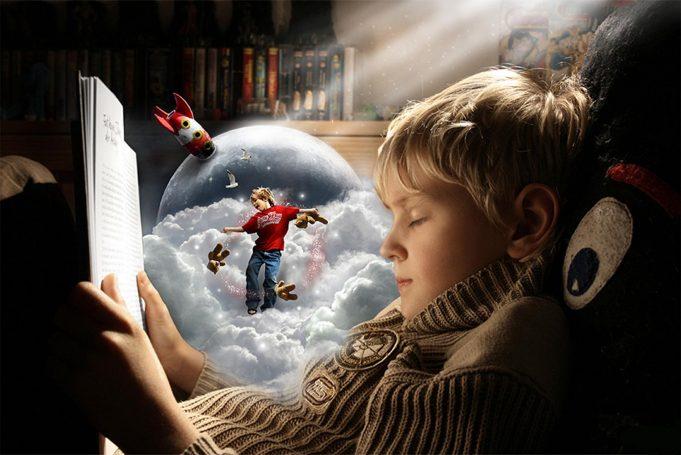 розвиток уяви у дітей