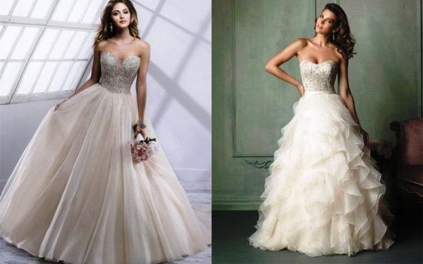 весільні сукні 2018 року