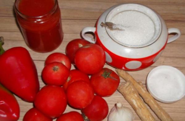 томати у власному соку