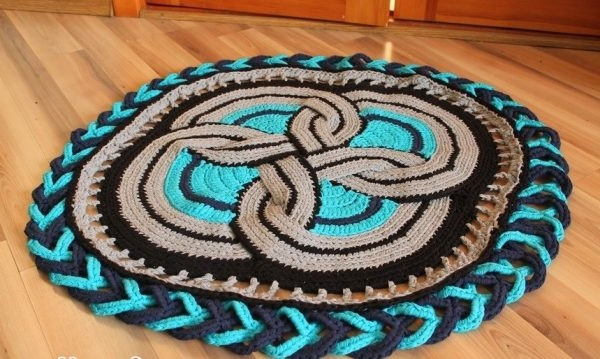 килимки гачком