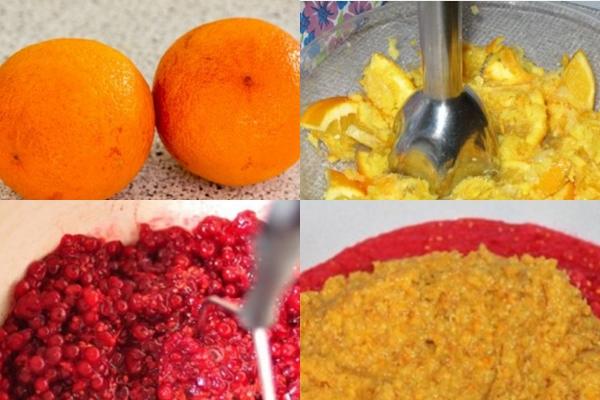 варення з чорної смородини з апельсином