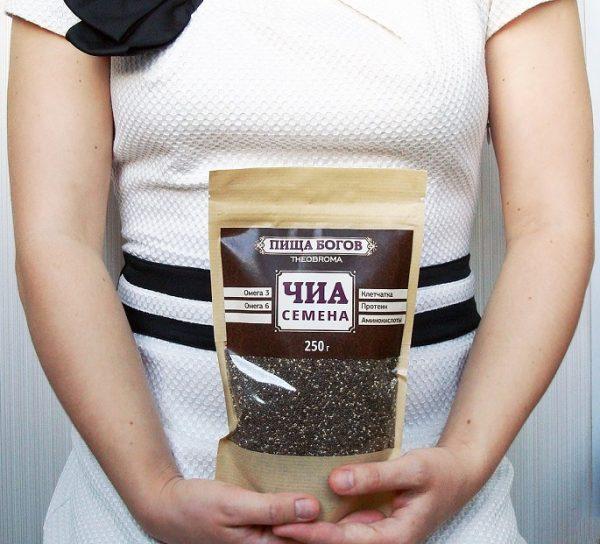 насіння чіа для похудання