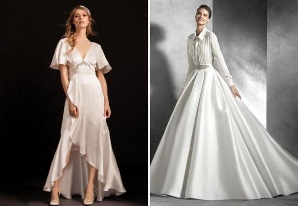 весільні сукні 2018 каталог