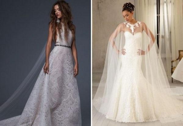 весільні сукні 2018 мода