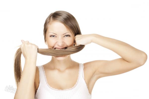 маска для швидкого росту волосся в домашніх умовах