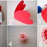 валентинки своїми руками з паперу